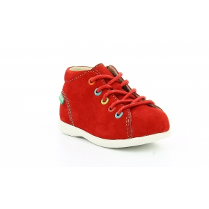 Kickers BABYSTAD RED