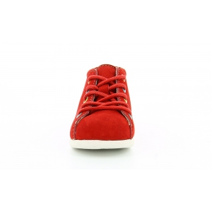 Kickers BABYSTAD ROUGE