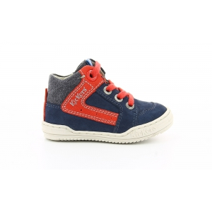 Kickers JARGON BB NAVY RED