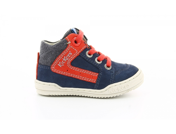 JARGON BB NAVY RED