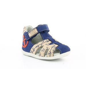Kickers BALNEAIRE OTHER BLUE