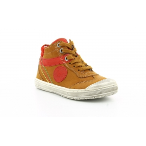 Kickers IGUANA CAMEL RED