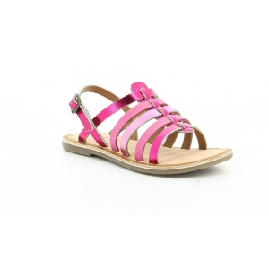 Kickers DIXMILLION FUCHSIA METAL