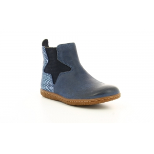 Kickers VERMILLON NAVY