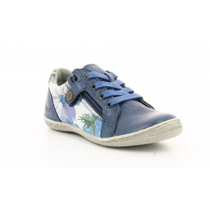 Kickers CARPEDIEM BLEU TROPICAL