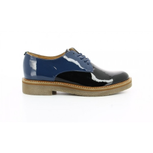 Kickers OXFORK BLACK NAVY SMU