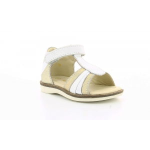 Kickers GIFOX WHITE METAL