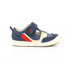 Kickers ZIGUERO NAVY RED