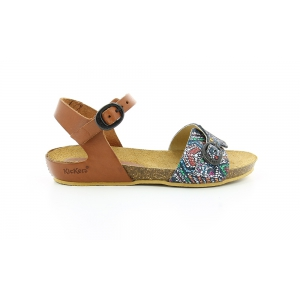 Kickers BOMBOMS CAMEL PRINTED