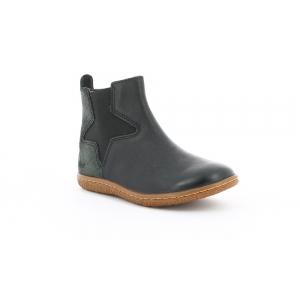 Kickers VERMILLON BLACK