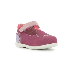 Kickers BABYFRESH ROSE FONCE VIOLET CLAIR