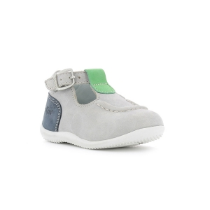 Kickers BONBEK GREY GREEN BLUE
