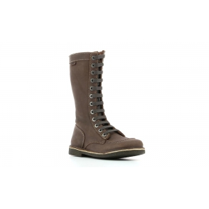 Kickers MEETKIKNEW DARK BROWN