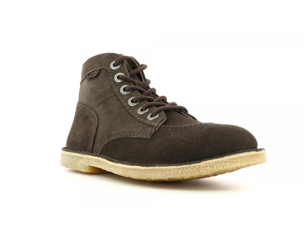 Kickers ORILEGEND DARK BROWN