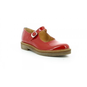 Kickers OXITANE RED PATENT
