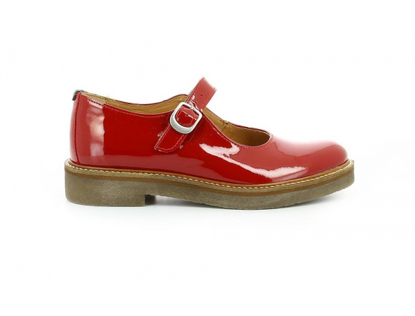 OXITANE RED PATENT