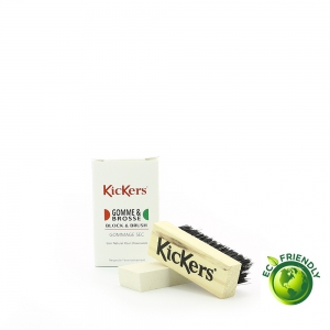 Kickers BLOC & BROSSE BLOCK & BRUSH