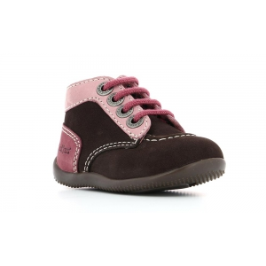 Kickers BONBON MARRON FC ROSE CLAIR ROSE