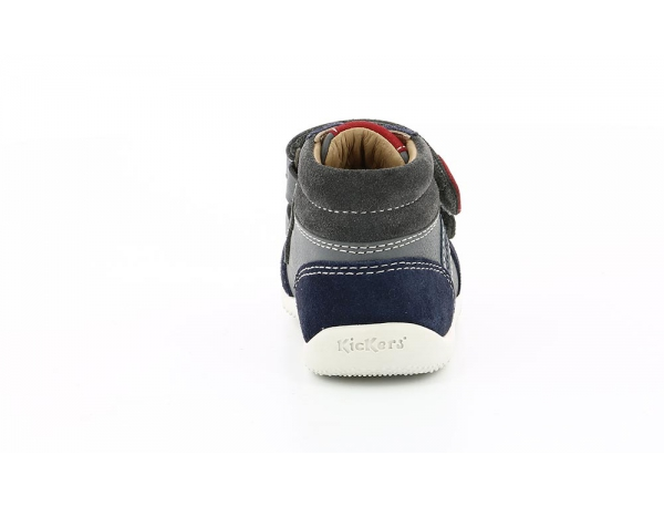 BAKA GREY NAVY ORANGE