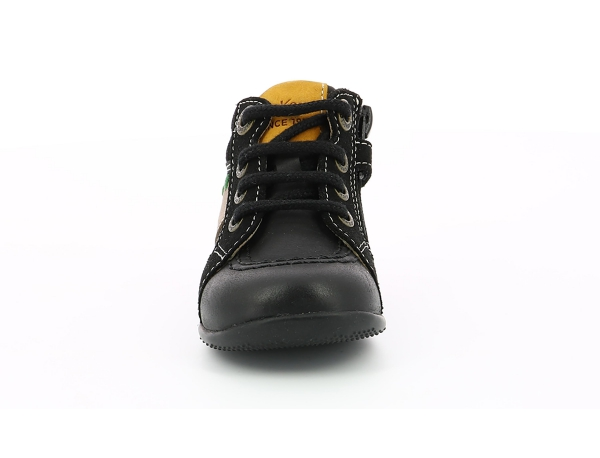 BAKARI BLACK GREY YELLOW