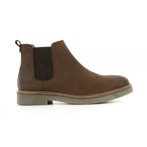 Kickers OXFORDCHIC MARRON