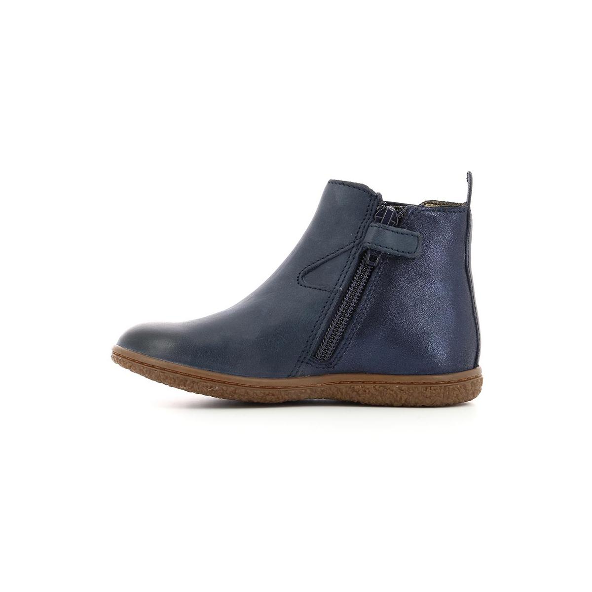 901e469931f1a Chaussures Enfant VERMILLON MARINE - Kickers