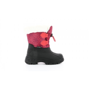 Kickers SEALSNOW FUSCHIA PRINT SPIRIT