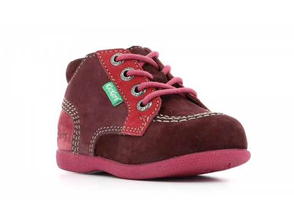 BABYSTAN BORDEAUX FUSCHIA