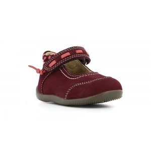 Kickers BIKENDY BORDEAUX PRINT SPIRIT