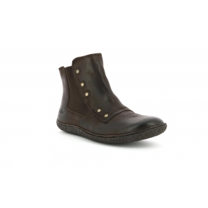 Kickers HAPPLI DARK BROWN