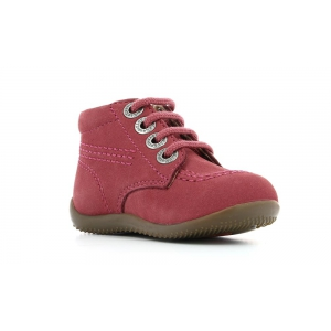 Kickers BILLY DARK PINK