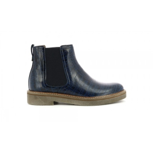 Kickers OXFORDCHIC DARK BLU
