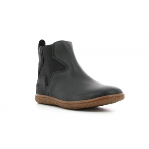 Kickers VERMILLON nero