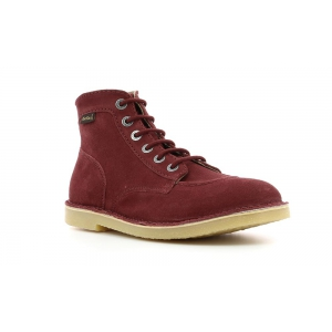 Kickers ORILEGEND BORDEAUX