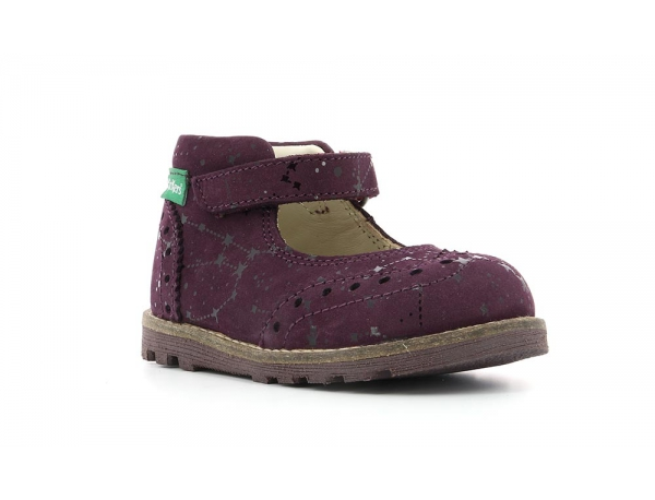 Kickers NONOBABIES BORDEAUX
