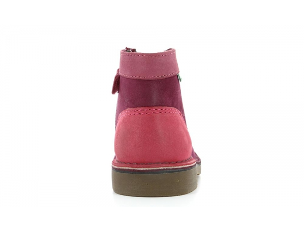 KICK COLZ BORDEAUX ROSE