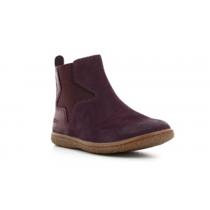 Kickers VERMILLON PURPLE DARK