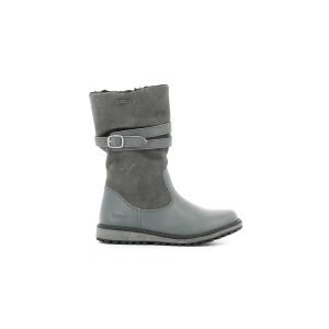Kickers WINTERBOOT IMPERMEABLE GRIS FONCE