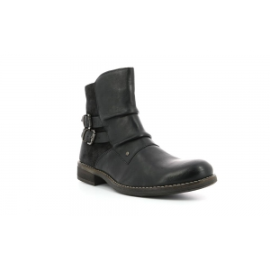 Kickers SMATCH BLACK