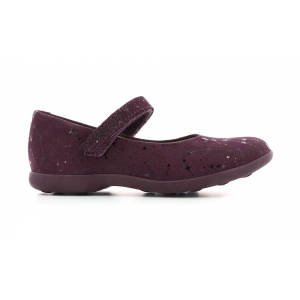 Kickers AMBELLIE BURGUNDY FOIL ASTTRO