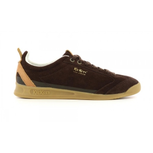 KICK 18 DARK BROWN