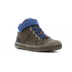 Kickers IGUANE MARRON FONCE