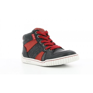 Kickers WAZABI ROUGE