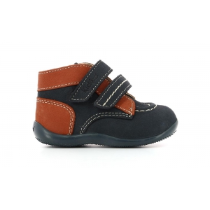 Kickers BONKRO NAVY ORANGE