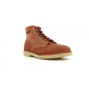 Kickers ORILEGEND ORANGE BRIQUE