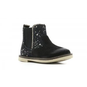 Kickers MOON BLACK