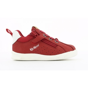 Kickers CHICAGO BB rosso bianco