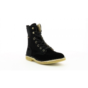 Kickers KICK RANGE BLACK VELVET