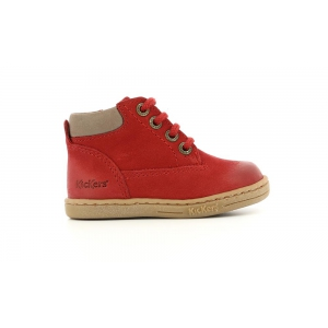 Kickers TACKLAND rosso