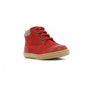 Kickers TACKLAND ROUGE
